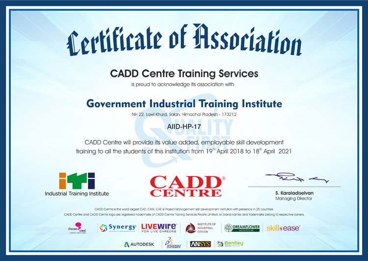 Government-Industrial-Training-Institute