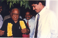 1996 andhra pradesh inauguration of two franchise centres